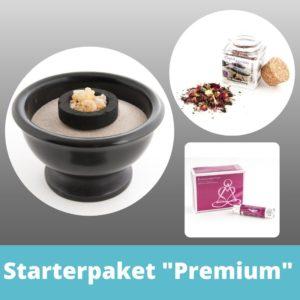 """Räucher Starterpaket """"Premium"""" 3-teilig"""