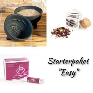 "Räucher Starterpaket ""Easy""<br> 3-teilig"